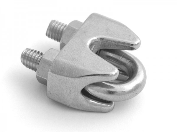 Stainless Wire Rope Clamp – American Cable & Rigging Store