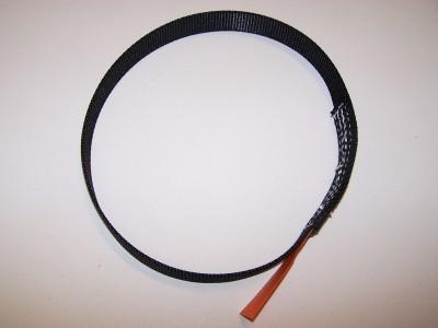 Trailer Door Loop Sling (Black) 1u2033 X 13u2033 Rated 900 Lbs.