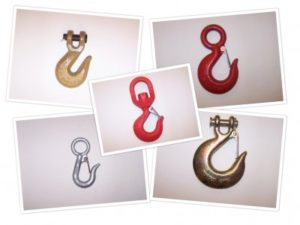 Heavy-Duty Lifting Hooks