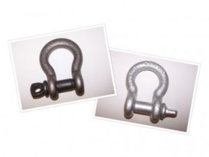 Anchor Shackles - Screw Pin and Bolt Type
