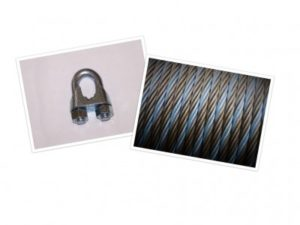 Heavy-Duty Wire Rope Hardware