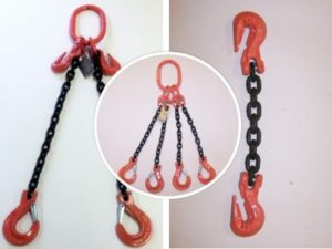 Adjustable Chain Lifting Slings & Rigging Slings for Sale